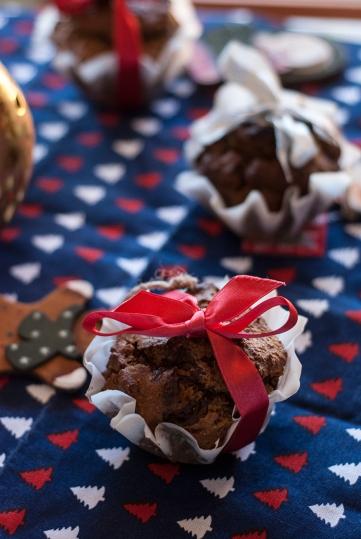 muffin veg per natale