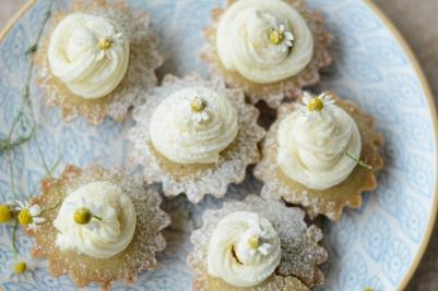 muffin alla camomilla